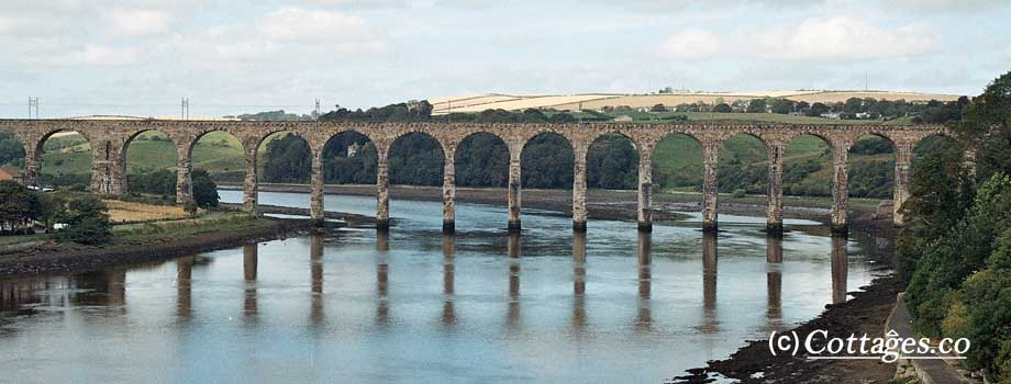 Berwick Bridge View
